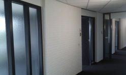 Binnenwerk kantoorpand